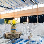 What needs to be done to ensure the success of a corporate event?