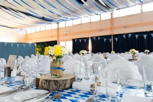 What needs to be done to ensure the success of a corporate event